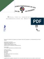 Observatorio Ciudadano de los Derechos de las Mujeres 2006