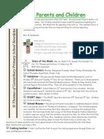 Newsletter 15th June