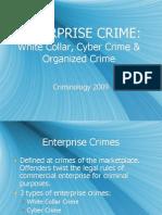 Enterprise Crime