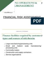 Lending Operations 7