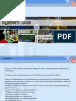 SystemGasSrl Product Portfolio