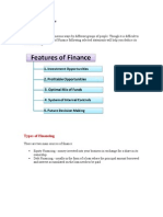 Definition of Financ1