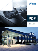 WALTHER Defense-Katalog 2011-2012 WEB