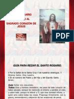 ROSARIO DEL SAGRADO CORAZON