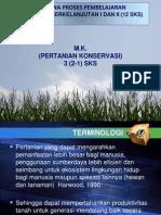 SAP & Kontrak Perkuliahan Sistem Pertanian Konservasi 18.2.2011