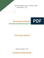 IFBA -apostila1 - Conceitos de manutenção