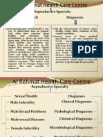 Sexual Health Care Centre