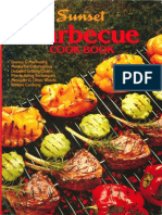 Sunset Barbecue Cookbook