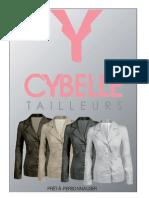 Brochure Tailleur Femme Montreal
