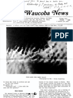 Waucoba News Vol. 3 Spring 1984