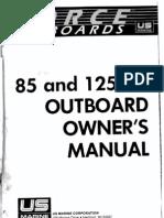 POLARIS PURE OEM USED PWC 1992-1998 SERVICE MANUAL 9912201 Motors ...