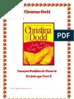 Christina Dodd - Coracoes Perdidos do Texas 01 - Do Jeito que Voce É(PL)