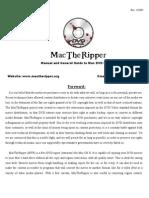 Mtr 3b Manual