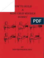 27576451 How to Build a Wing Chun Wooden