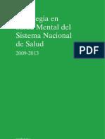 SaludMental2009-2013
