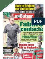 LE BUTEUR PDF du 18/06/2012