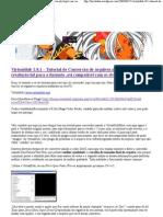 Virtualdub 1.8.1 –Tutorial de Conversão de arquivos mkv mp4 com resolução hd para o formato .avi compatível com os dvds de mesa