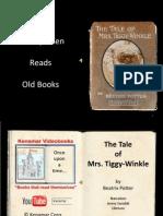 Mrs. Tiggy-Winkle, Beatrix Potter, Autoplay