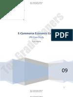 E-Commerce Economic Essay Assignment - Www.topgradepapers