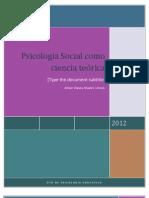 Psicologia Social Trabajo