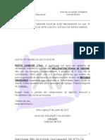 RECURSO  ORDINÁRIO WELIGTON ORIONE