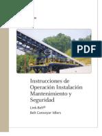 Manual de Instalacion de Fajas Transportadoras