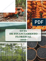 Guia do financiamento florestal 2010