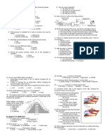 3rd Exam Earth Sci 2011-2012