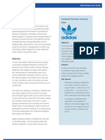 Adidas Originals Facebook Ad Case Study