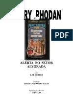 P-300 - Alerta No Setor Alvorada - K