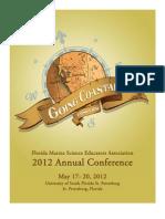 FMSEA2012 Conference Program