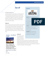 Arizona Tourism Facebook Ad Case Study