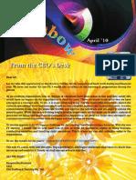 I360 Franchise Newsletter April'10r