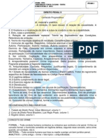 Caderno de Penal II