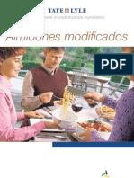 Espanol Almidones Modif