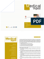 Medical Digest Oct - Dec 2011