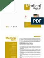 Medical Digest Oct - Dec 2011
