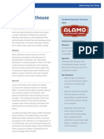 Alamo Drafthouse Cinema Facebook Ad Case Study