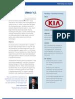 Kia Facebook Ad Case Study