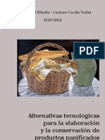 Alternativas tecnológicas de Panificacion