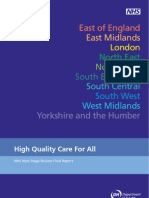 Nhs Next Stage Review Clinical Leads in the 10 Strategic