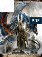 WFRP 3rd Ed - The Book of the Asur
