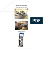Peralatan Yang Ada Di Fo Office