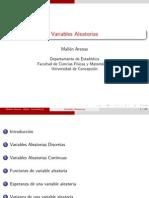 Clase 04 - Variables Aleatorias