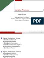Clase 05 - VA y Distribuciones de Probabilidad