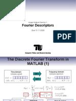 Fourier Descriptor