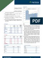 Derivatives Report 18 JUNE 2012