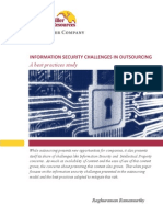 Whitepaper - Data Security when outsourcing engineering