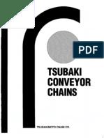 Tsubaki Conveyor Chains Catalog