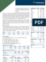 Market Outlook 180612
